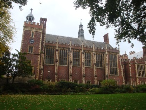 Lincoln's Inn October 2015
