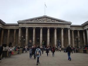 The British Museum October 2015