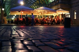 Covent Garden at Night