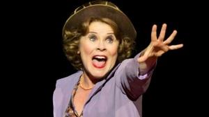 Imelda Staunton as Rose Savoy Theatre, London, October 2015