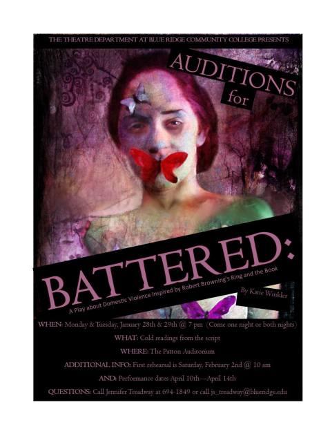 battered poster
